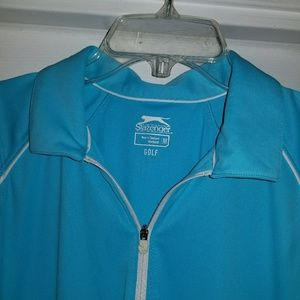 Slazenger golf top Sz M